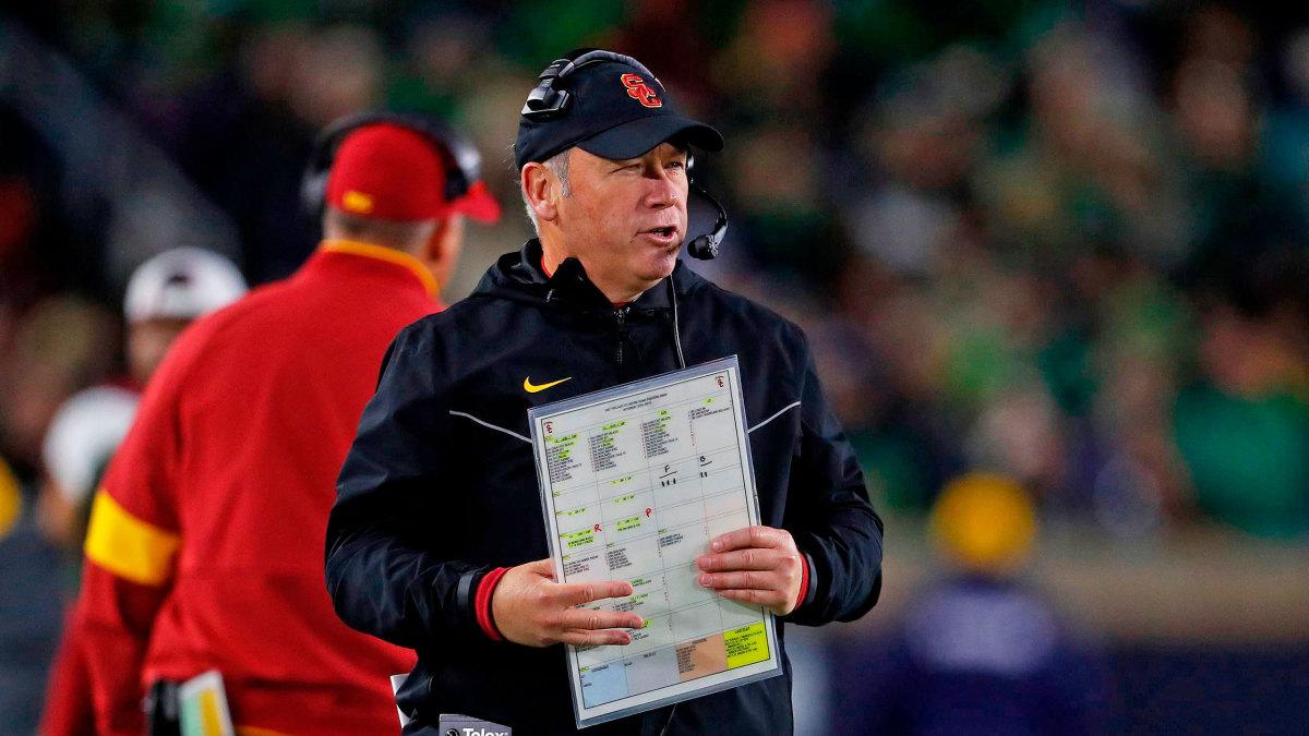 USC football defensive coordinator