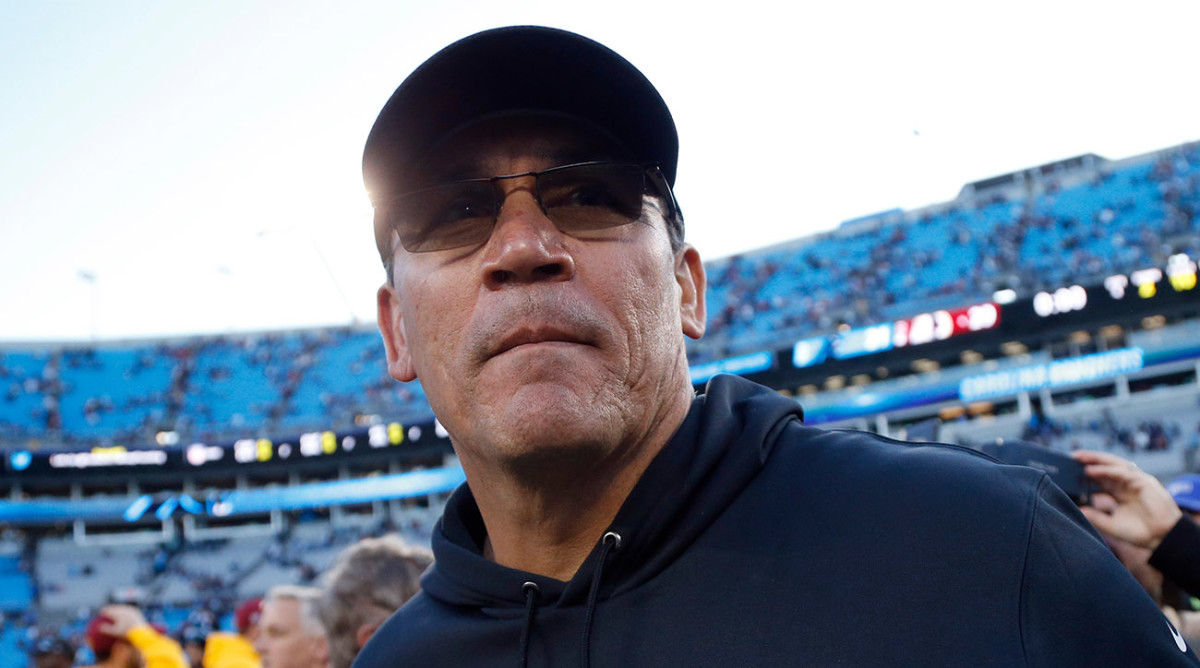 Ron Rivera Hired