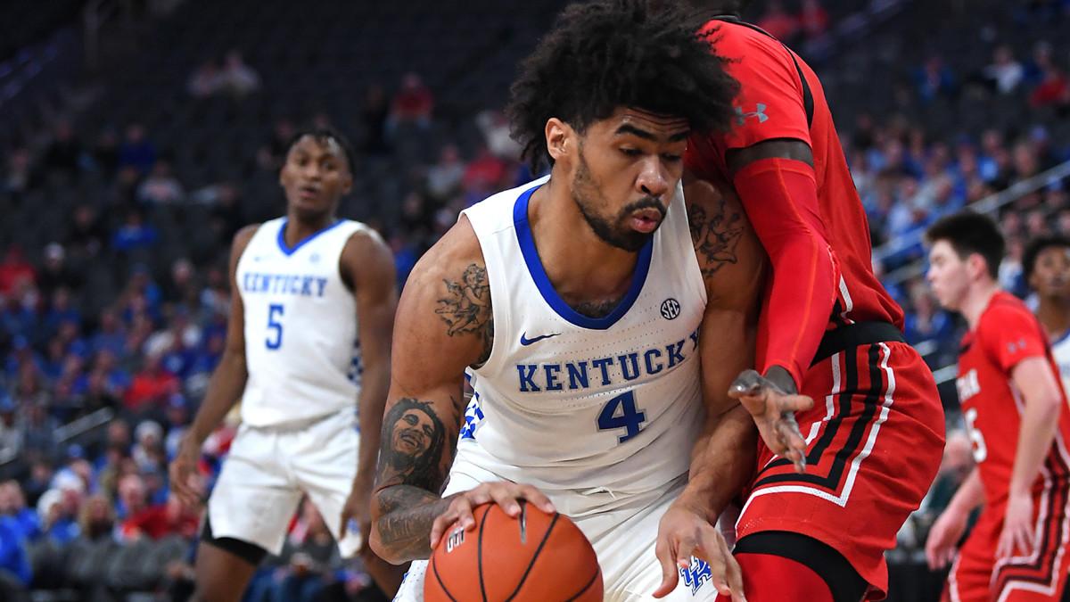 Kentucky's Nick Richards