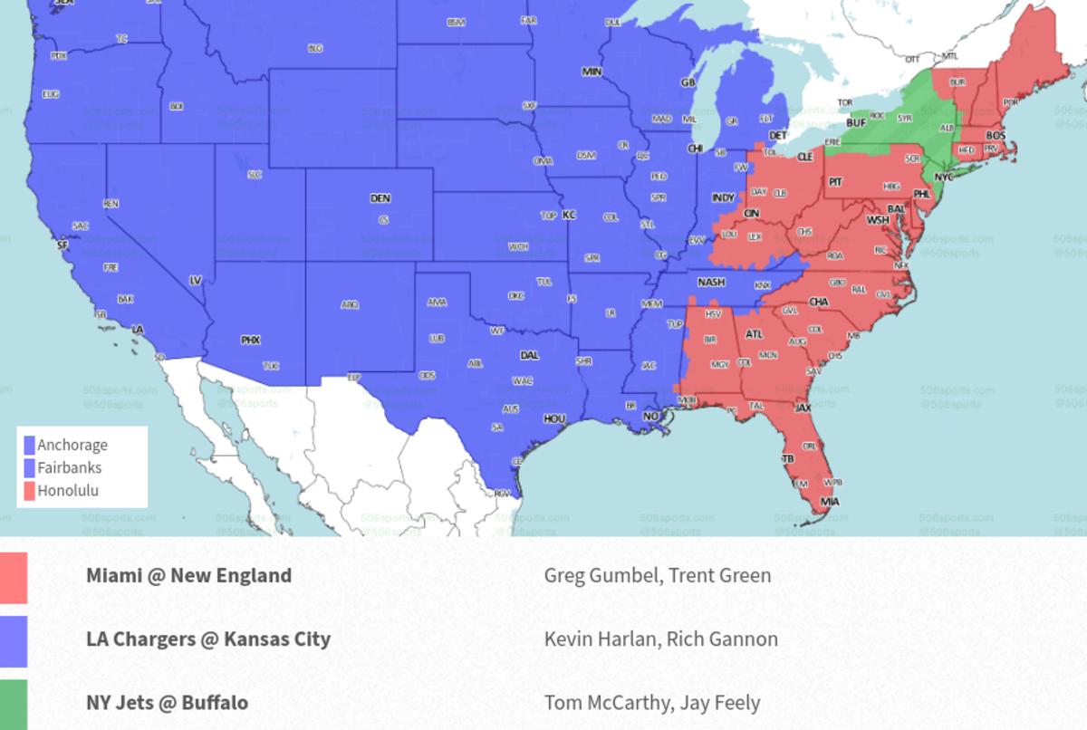Map courtesy of 506sports.com