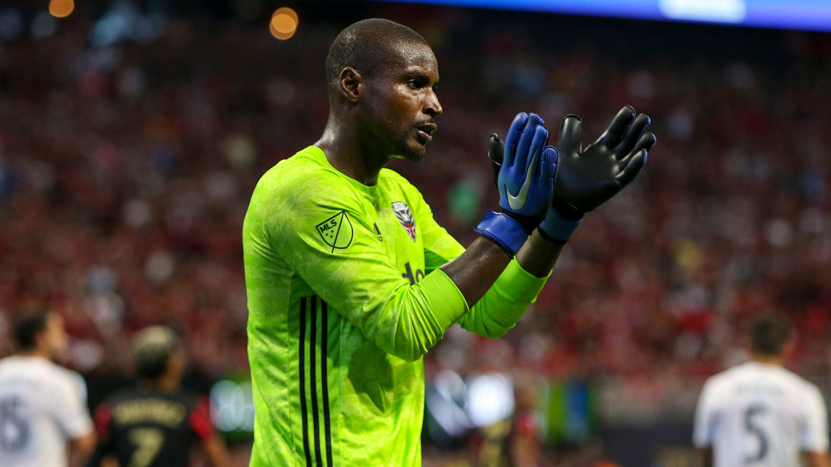 Bill Hamid is called to USMNT January Camp