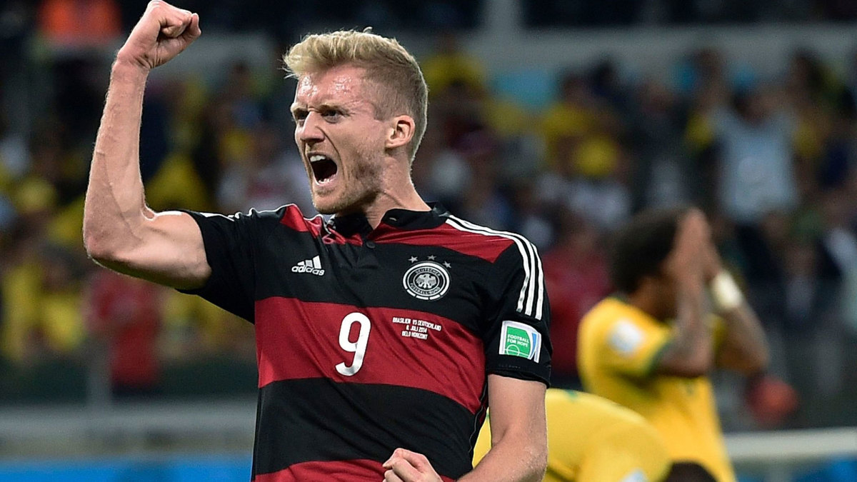 Germany routs Brazil 7-1 at the 2014 World Cup