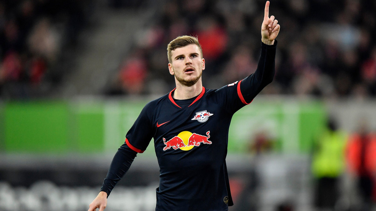 Timo Werner has been a star at RB Leipzig