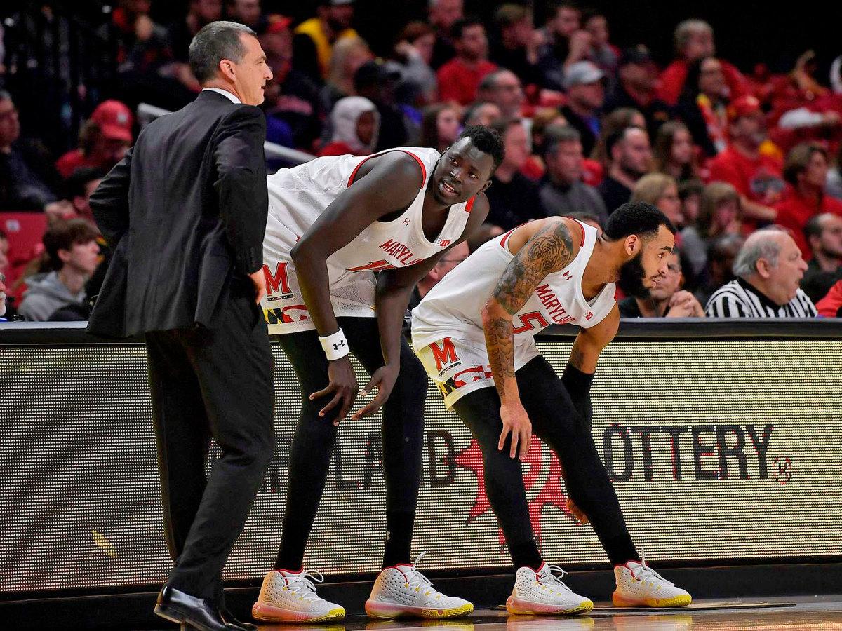 Chol Marial Maryland Mark Turgeon basketball NBA