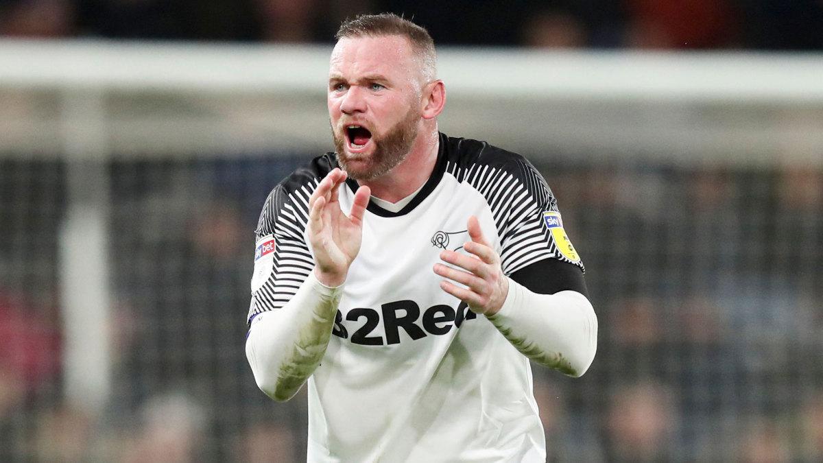 Wayne Rooney Ogah Mengalah Lawan MU — Nusakini