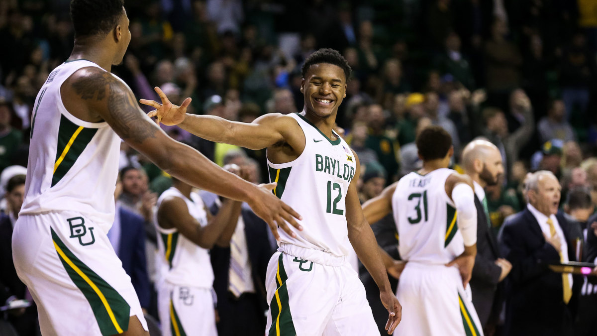 College Basketball Rankings Baylor Auburn Climb In Top 25