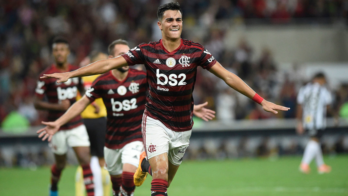 Reinier Real Madrid To Sign Flamengo 17 Year Old Star Sports Illustrated