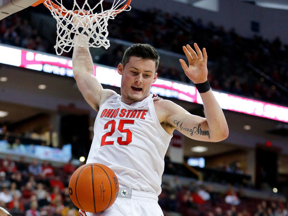 Ohio State basketball Kyle Young