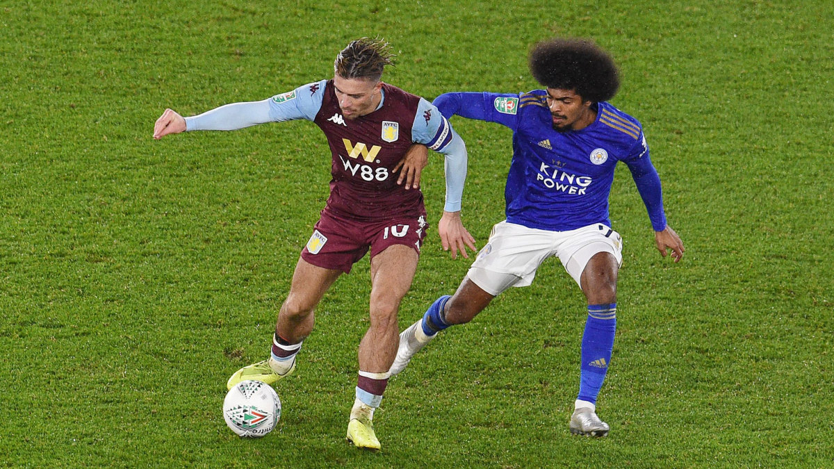 Aston Villa draws Leicester City in the League Cup