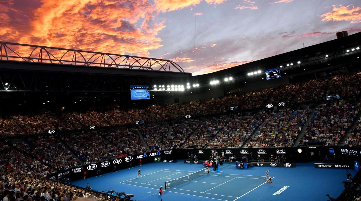 Australian Open Fires Create Concern For Tennis Tournament