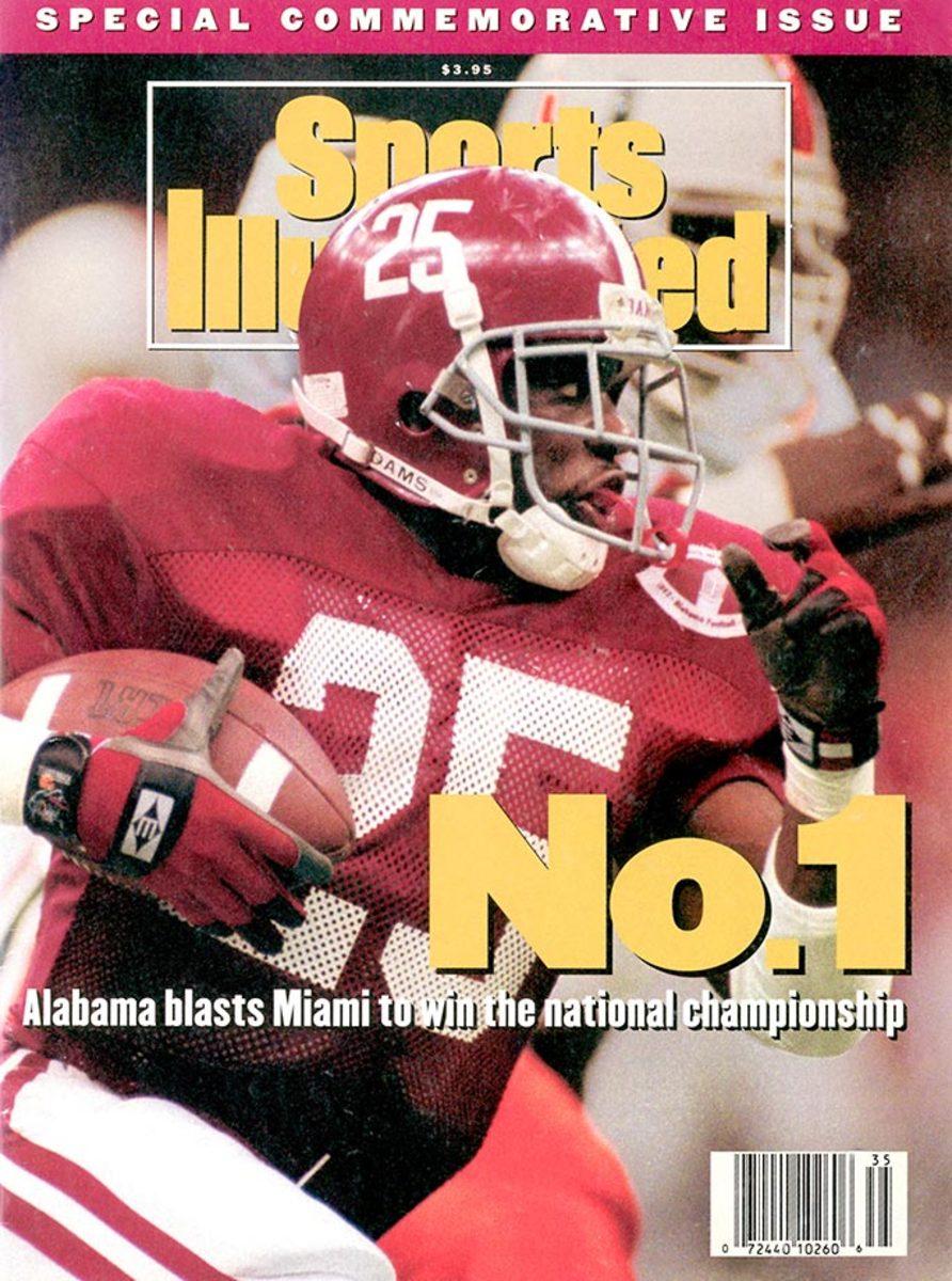 January 11, 1993: Alabama blasts Miami, Derrick Lassic (
