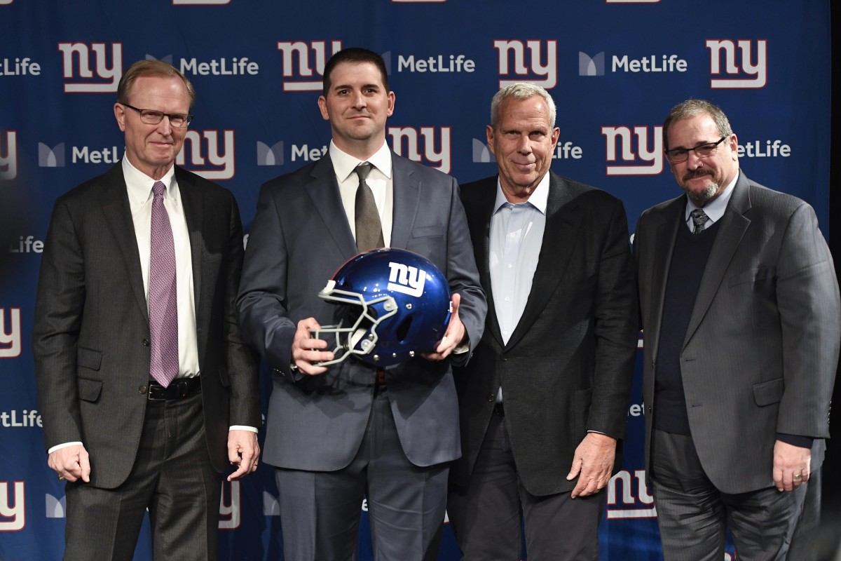 New York Giants: Weighing the good and bad mandates of CEO Dave Gettleman