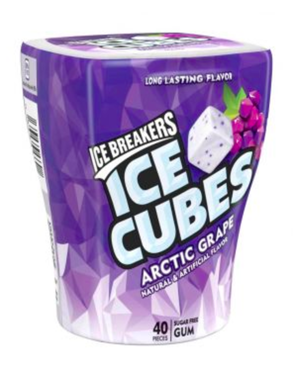 Informed sources say Archie Miller's gum of choice is the Ice Breakers Arctic Grape, which he switched for Saturday's game from his usual go-to, the Black Cherry.