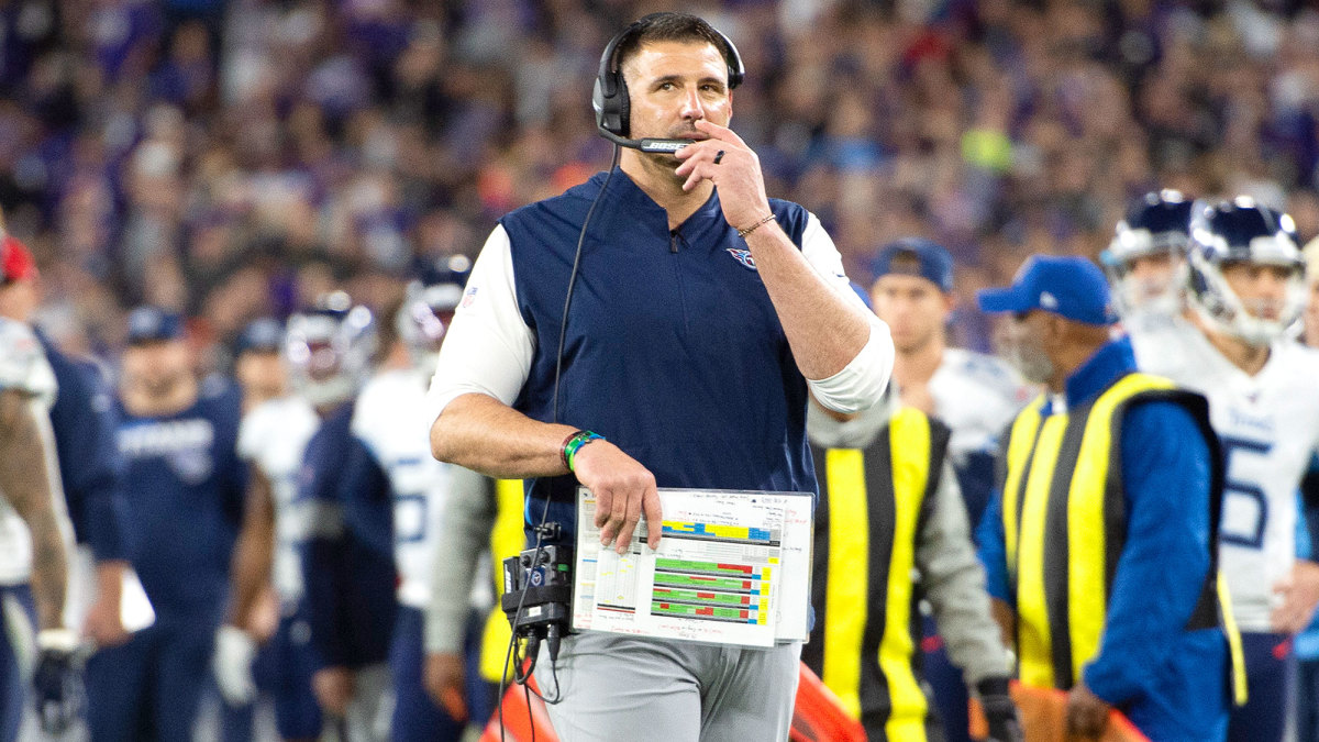 Mike Vrabel the Heart and Soul of this Winning Titans Team