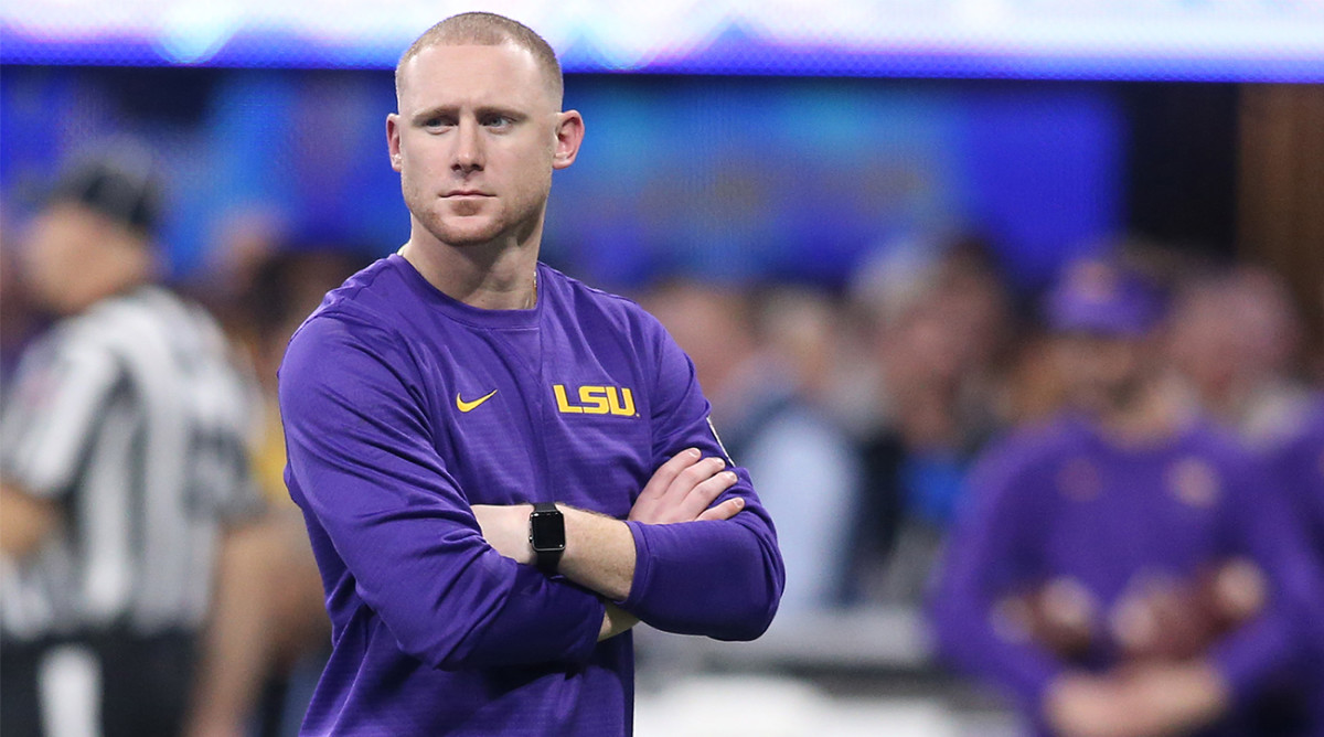 Source: LSU Passing Game Coordinator Joe Brady Returning to NFL, Joins Panthers as OC