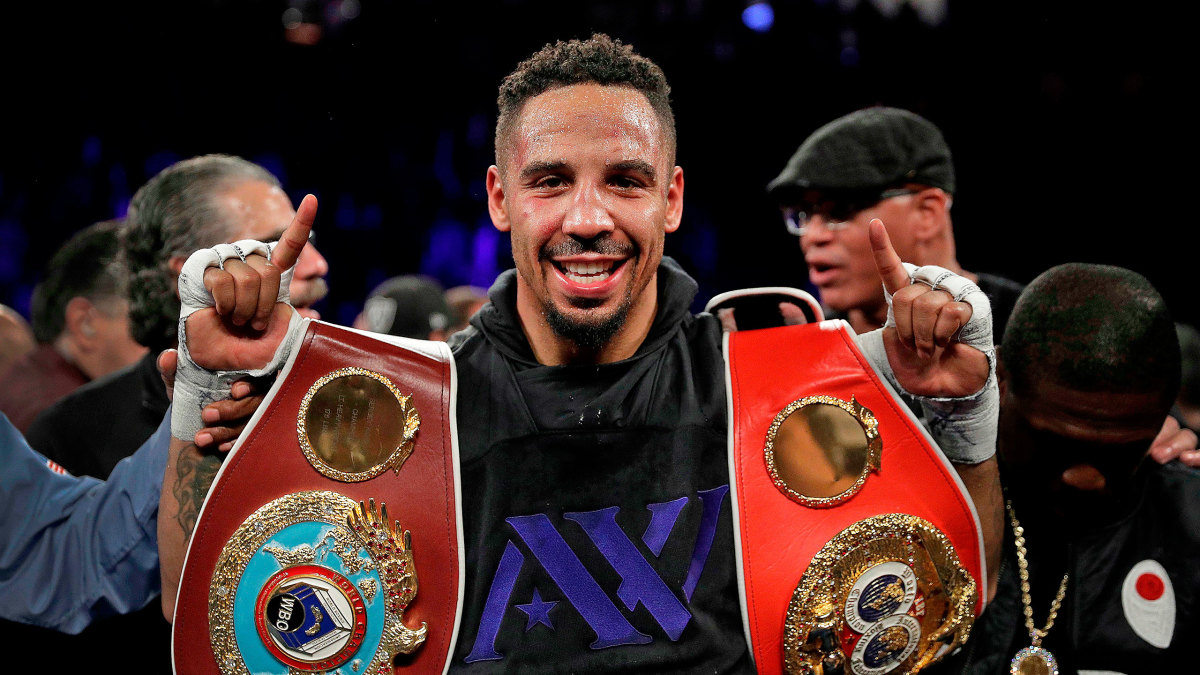 Fighter of the Decade boxing Andre Ward