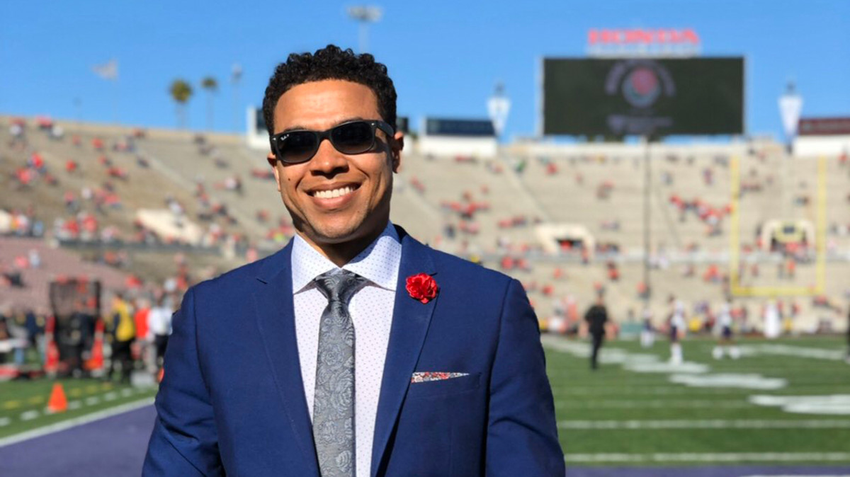 A biopsy revealed that late ESPN reporter Edward Aschoff had stage four non-Hodgkin's lymphoma.