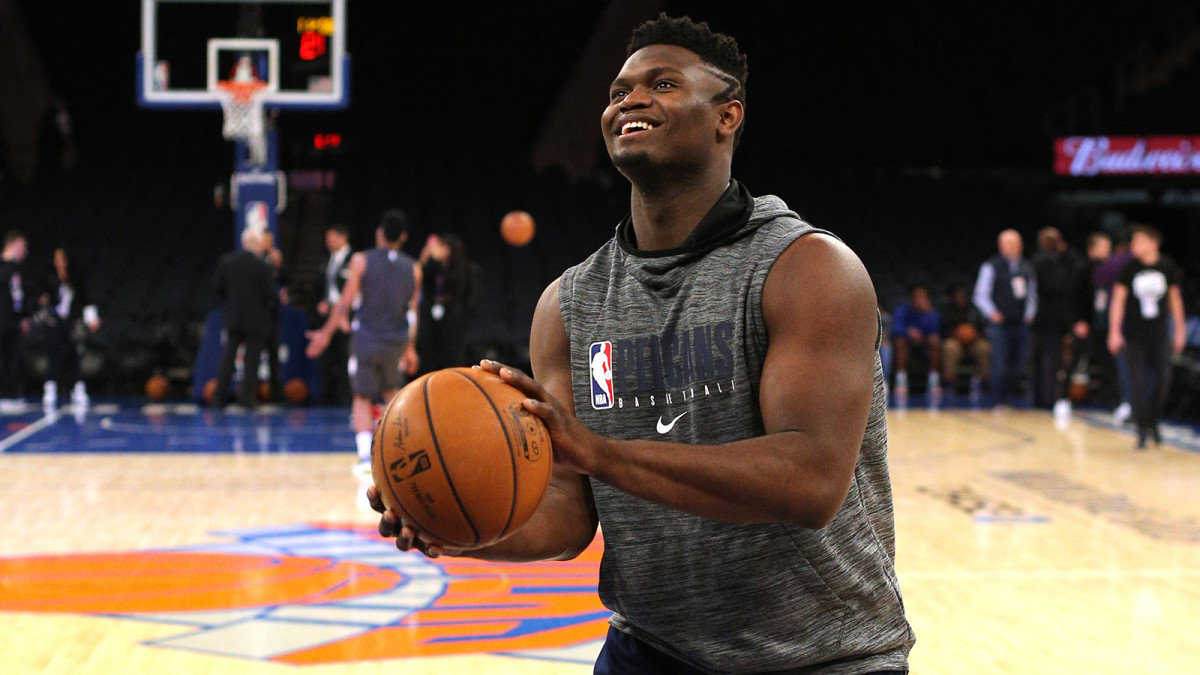What to Expect In Zion Williamson's NBA Debut