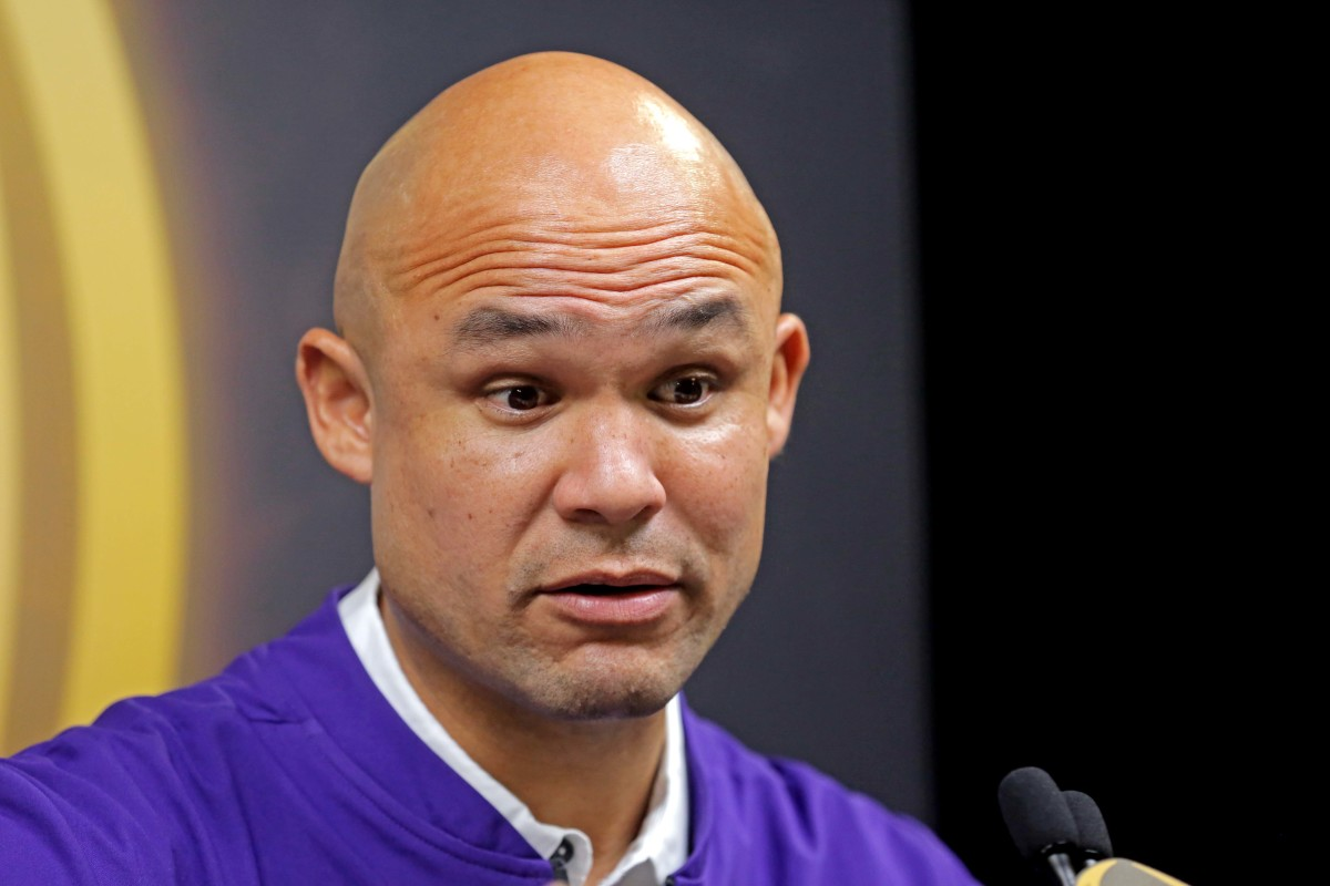 Report: Baylor Hiring LSU DC Dave Aranda as Next Head Coach