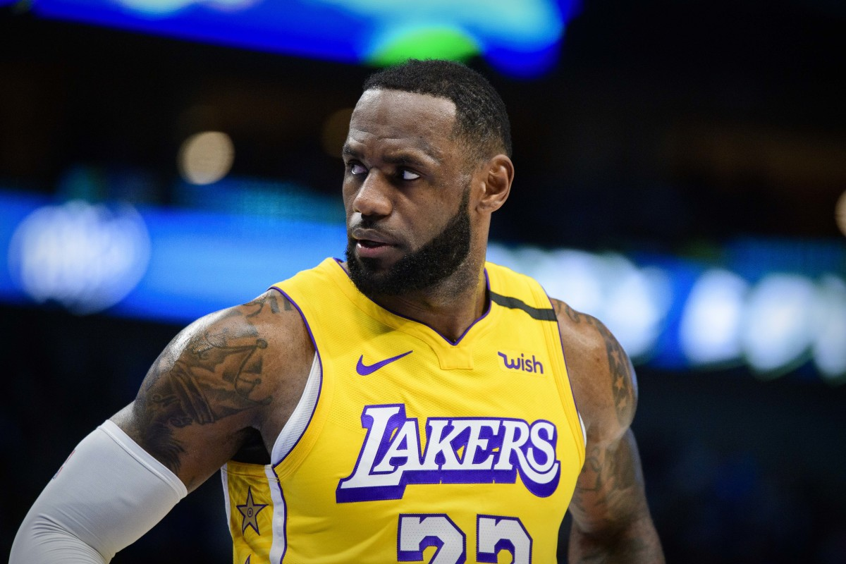 LeBron James Leads All-Star Game Voting