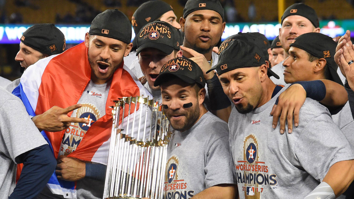 MLB Players Go Off on Astros Over Cheating Scandal: TRAINA THOUGHTS