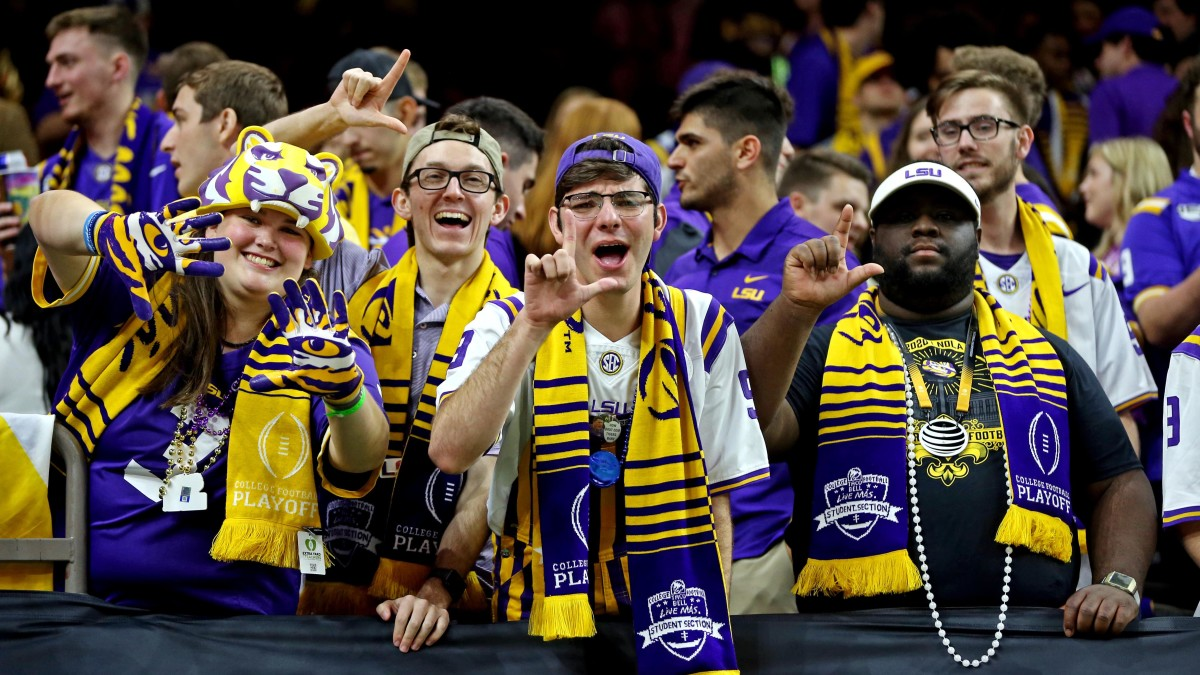 LSU Students Have to Go to Class on Saturdays After National Championship Cancellations