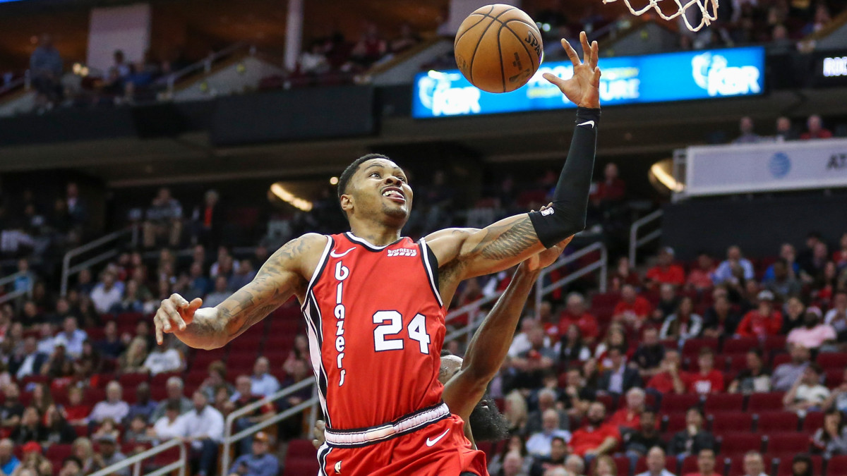 The Blazers have reportedly traded Ken Bazemore to the Kings.