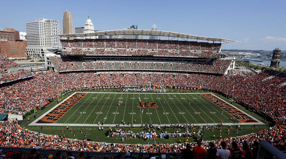 Report: Bengals Don't Plan to Trade No. 1 Overall Draft Pick