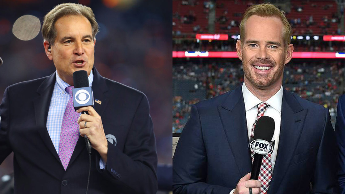 Joe Buck Touched by Jim Nantz's Classy On-Air Gesture: TRAINA THOUGHTS