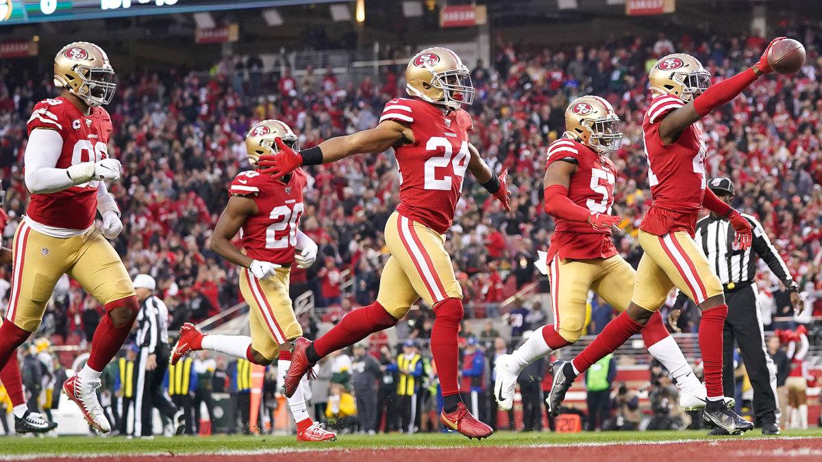 San Francisco 49ers defense