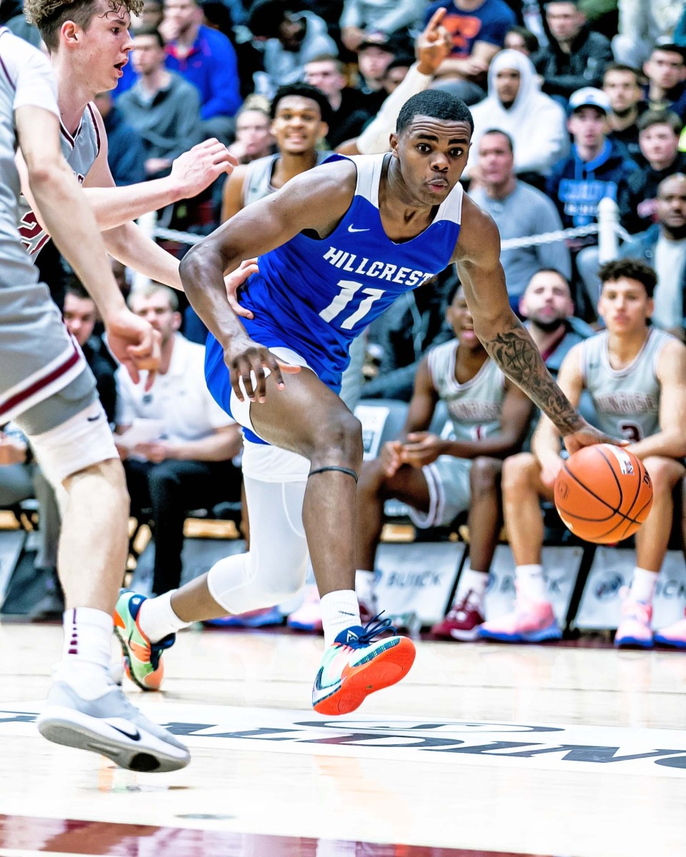 Prep Hoops Star Michael Foster Picks the G League Over College