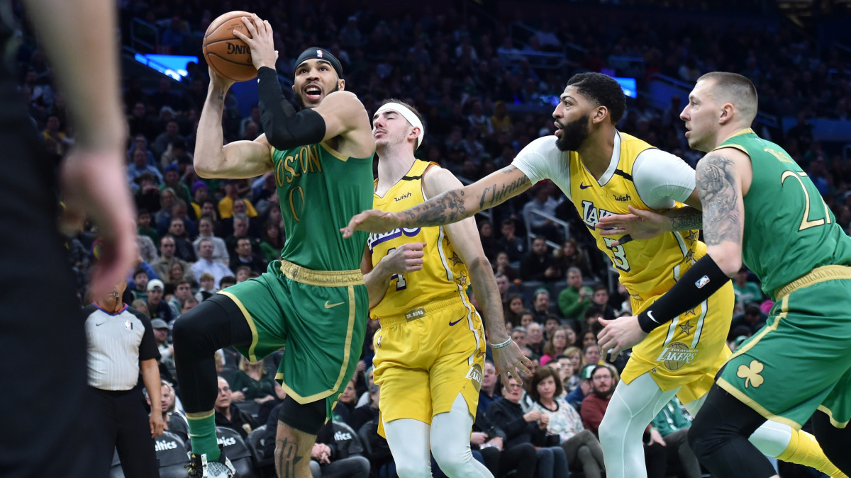 Celtics Get Back on Track With Blowout Win Over Lakers