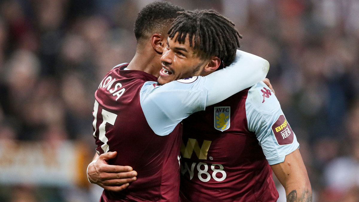 Aston Villa Climbs Out of Relegation Zone With Winner at the Death vs. Watford