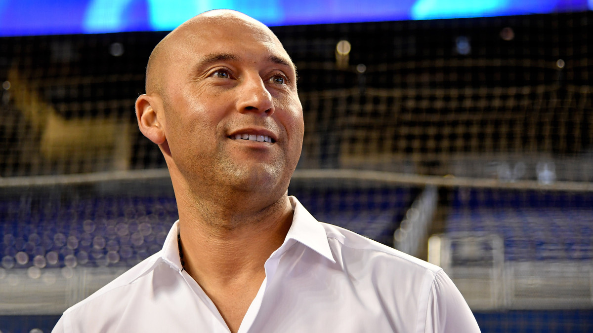 Jeter's Storybook Career Wraps in Near-Perfect Election
