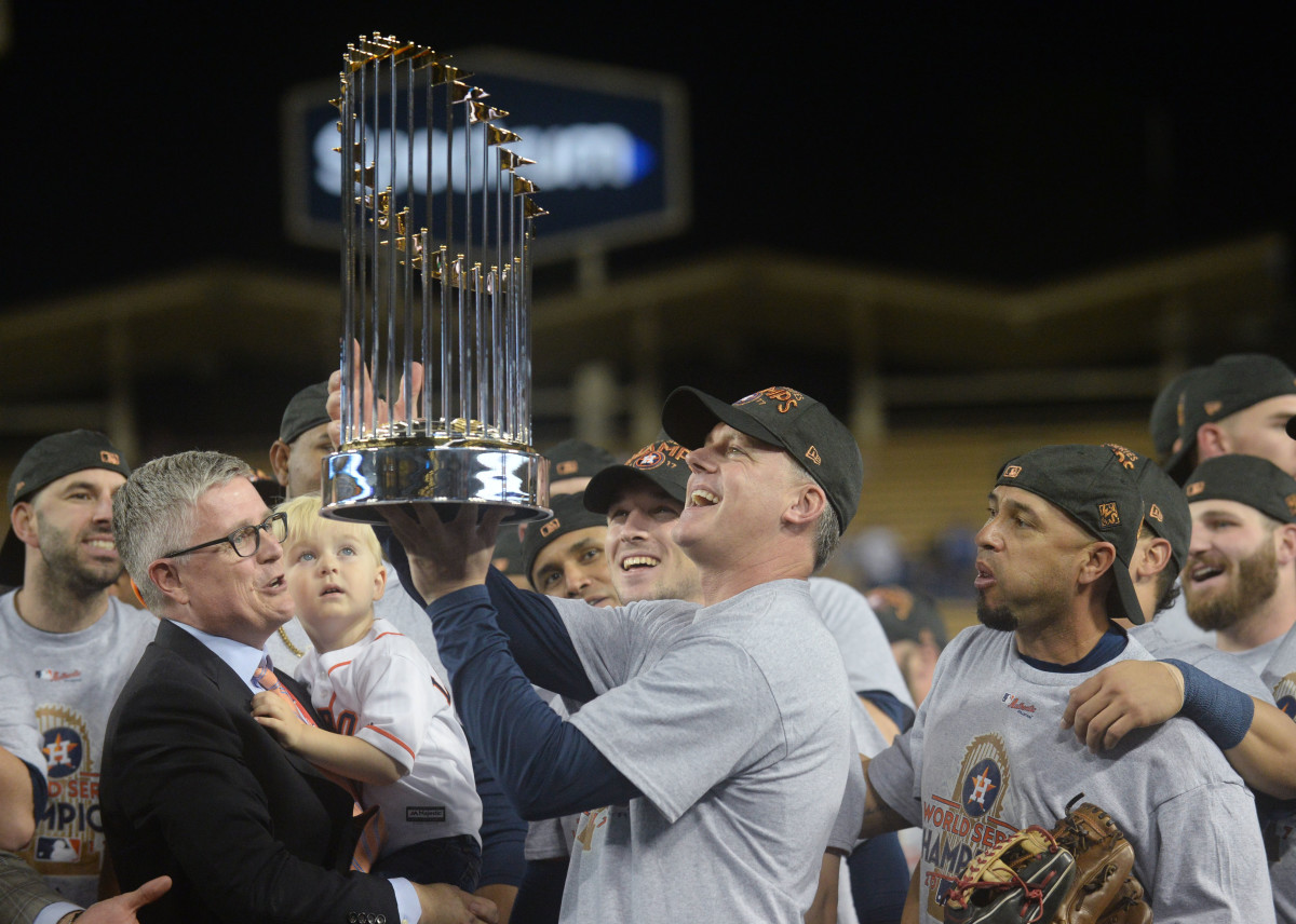 MLB Will Not Strip Astros, Red Sox of World Series Title