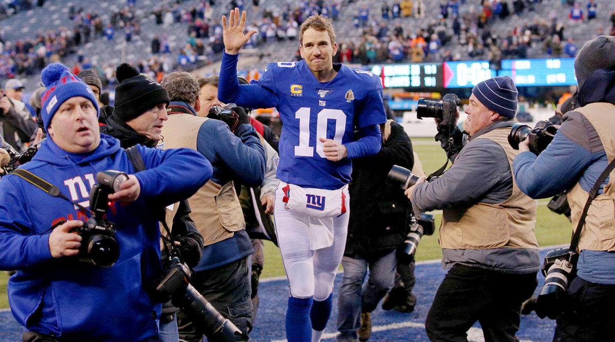 Eli Manning is set to announce his retirement from the New York Giants and the NFL.