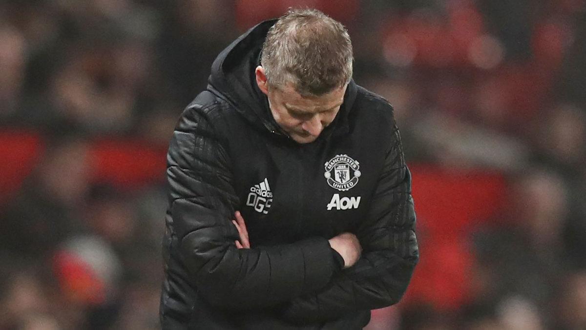 Ole Gunnar Solskjaer's Man United is struggling