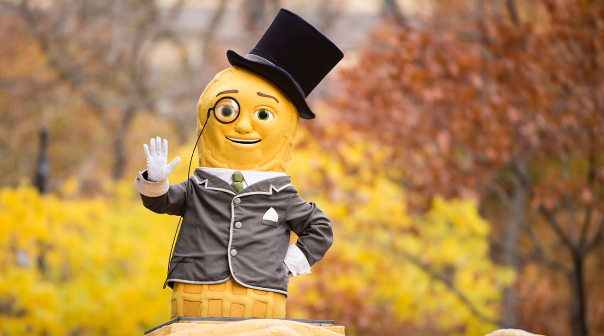 Mr. Peanut Suffers a Noble But Tragic Death in Planters Super Bowl Commercial