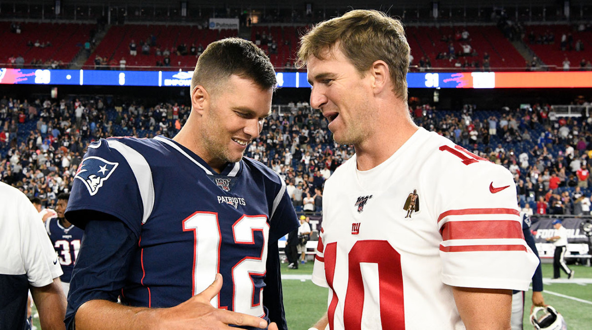 Tom Brady Is Still Sour Over Losing Two Super Bowls to Eli Manning