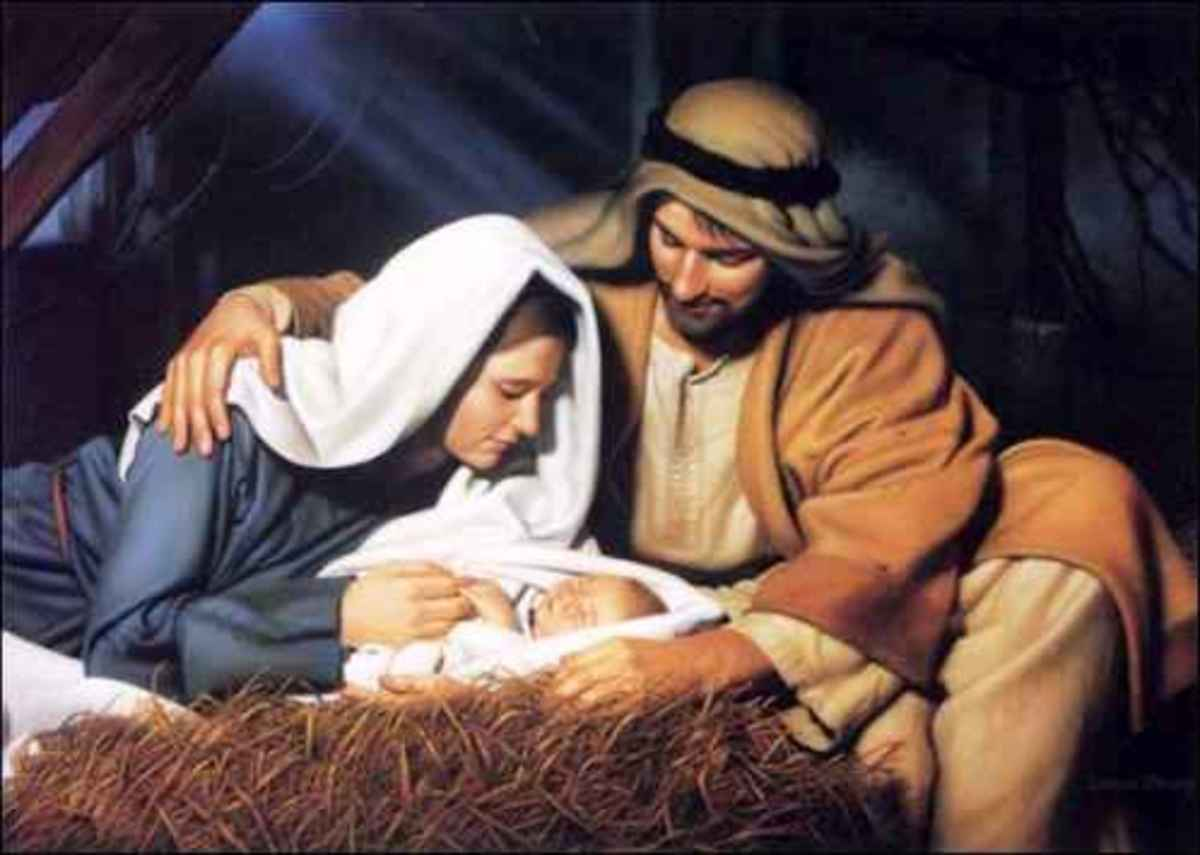 The faith of Joseph who married a woman who carried a child that wasn't his, is one of the many great stories of Christmas.