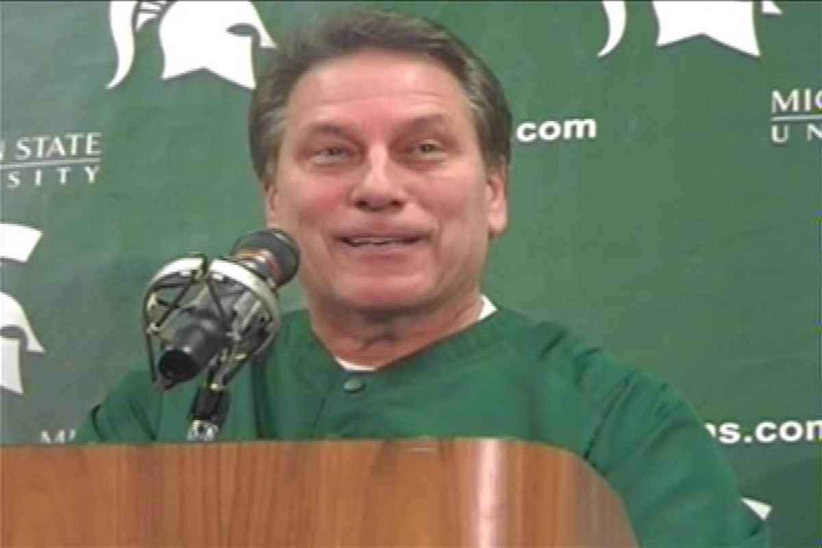 Izzo was fired up about fan reaction to the new logo.