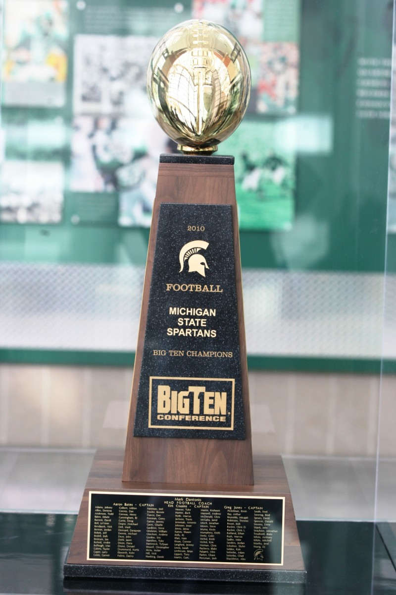Bring your family and celebrate 2010 as you look ahead to 2011 with the reigning Big Ten Champs!  Photo courtesy of Bill Marklevits.