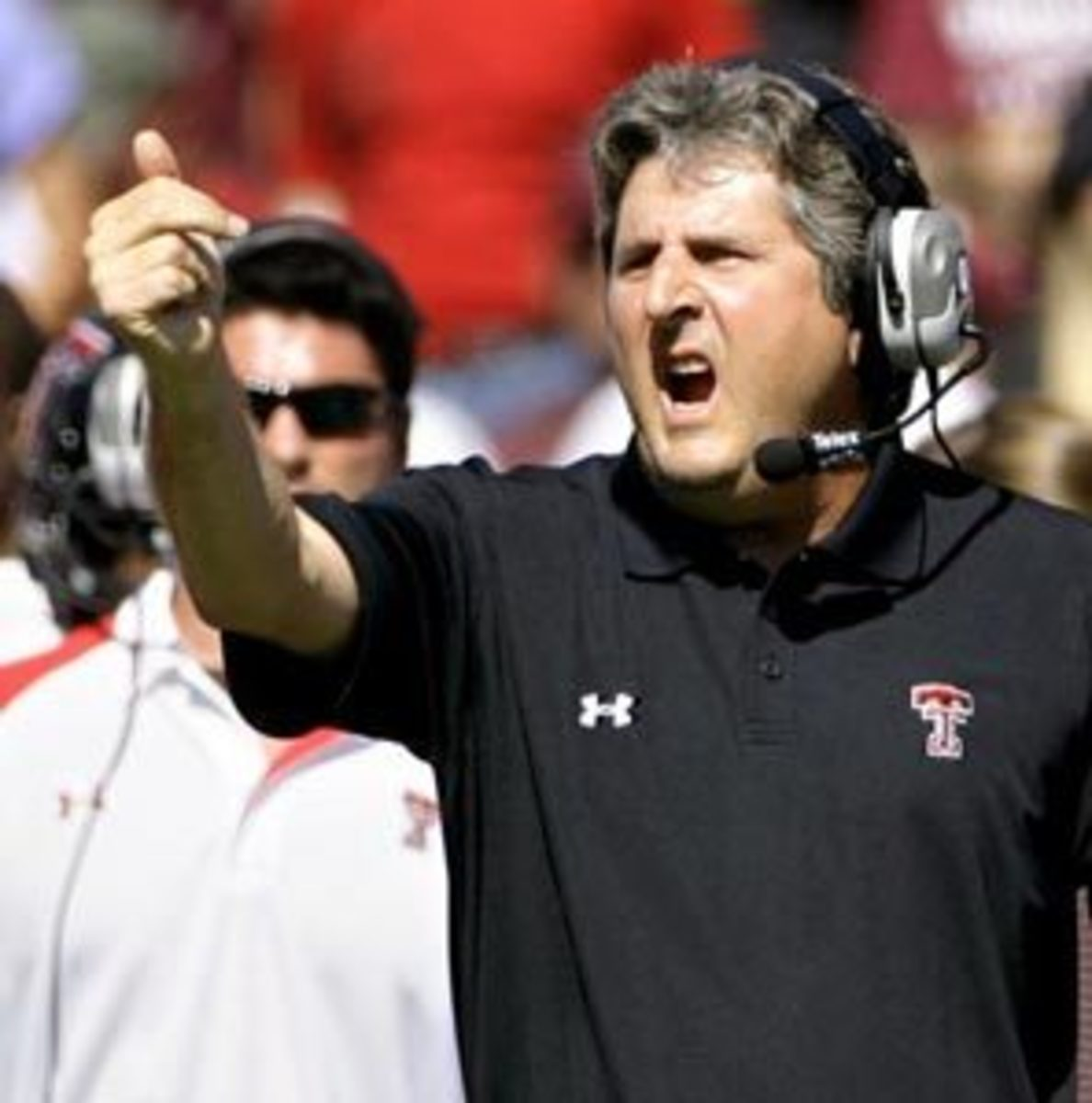 Never One to Take it Easy, Mike Leach Hammers Some at Tech in this Statement.