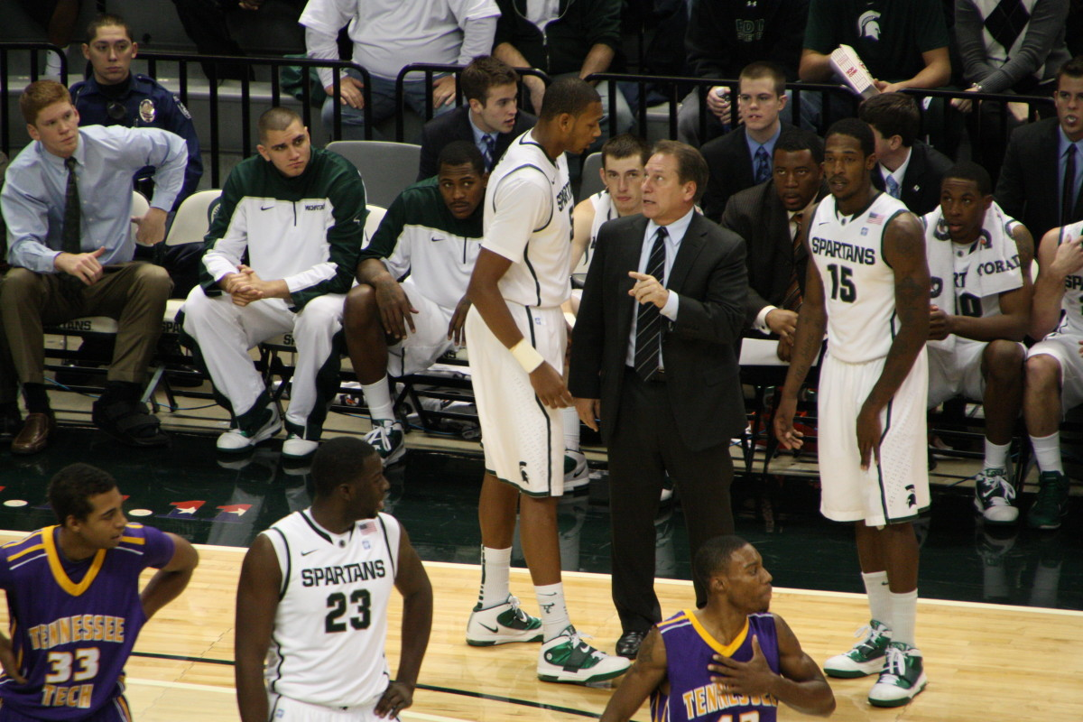 Izzo had a lot of questions and very few answers on Sunday.  Photo courtesy of Mark Boomgaard.