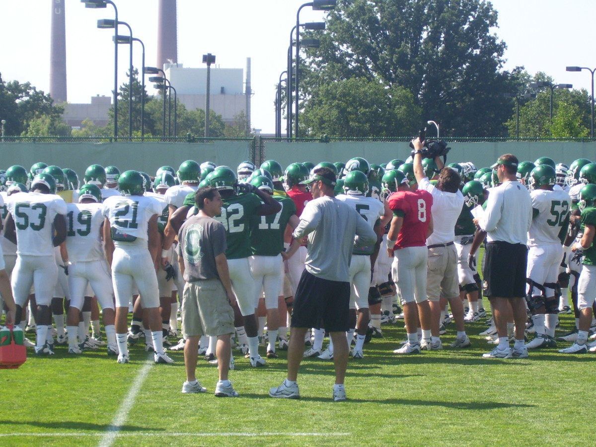 The Spartans Look to add quantity and quality to the 2010 recruiting class!