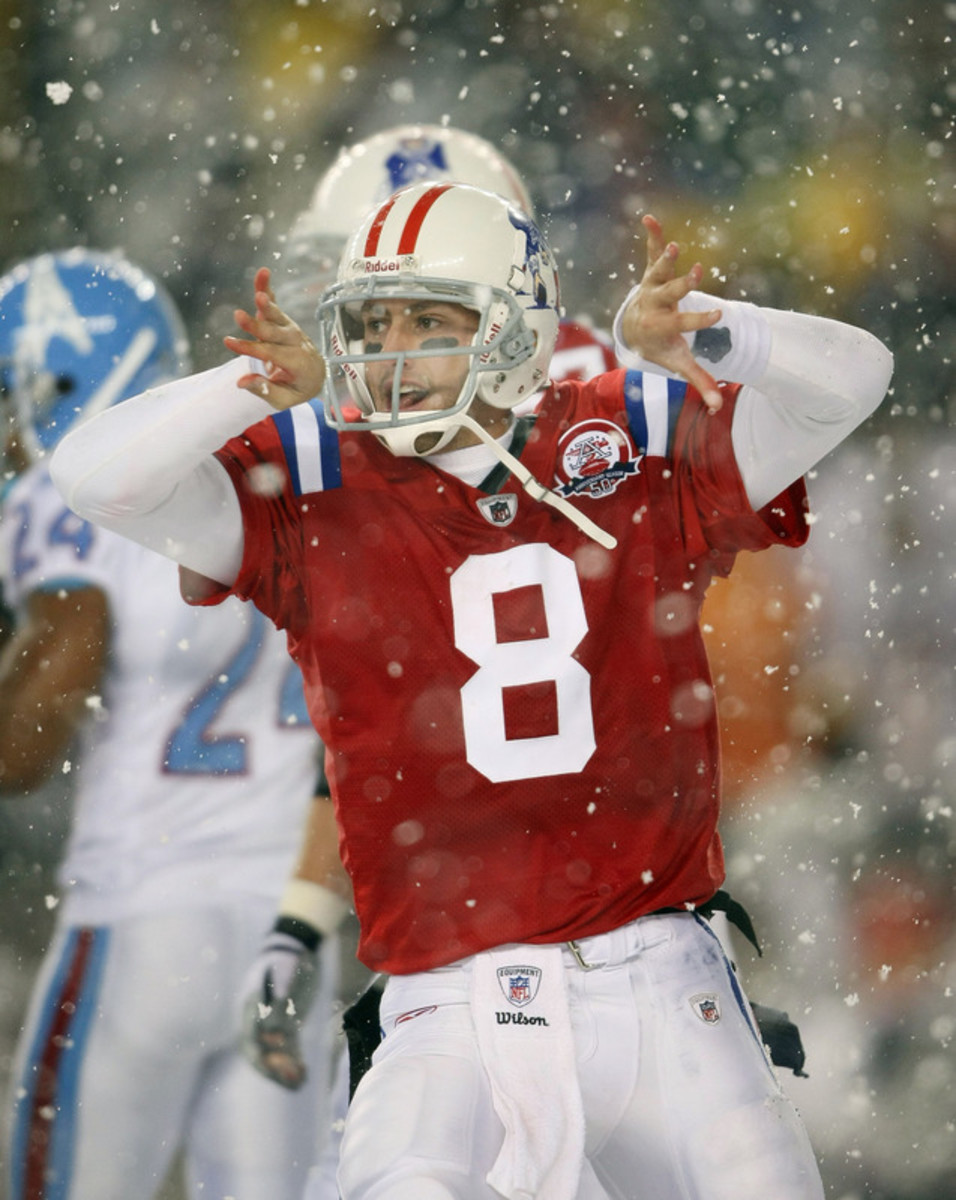 Brian Hoyer has made the Spartan Nation proud on the field, but even more off of it.