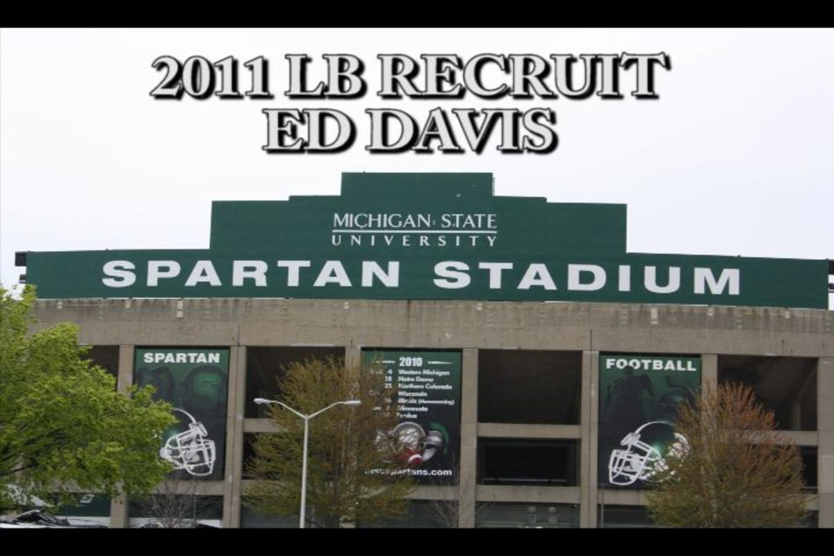 Mark Dantonio went back to Detroit for another great recruit!