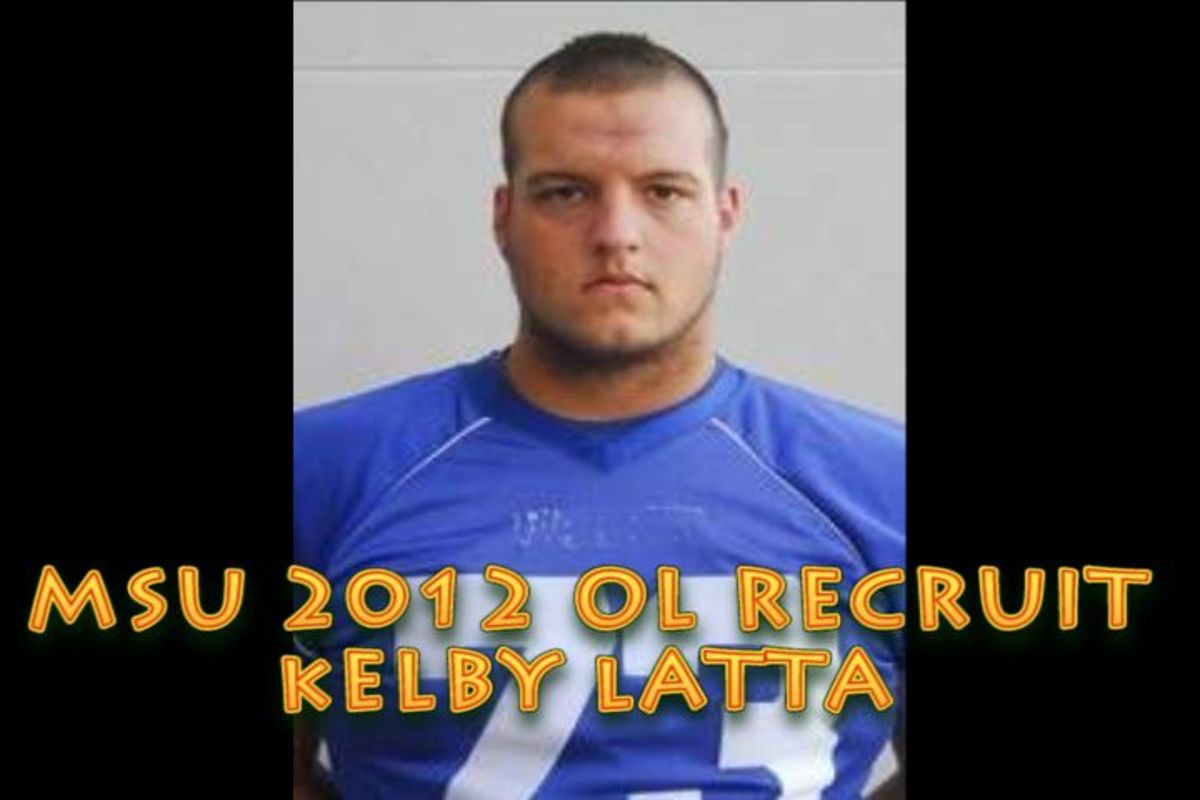 2012 OL Recruit Kelby Latta has the opportunity to be one of the best not only in the Midwest, but also the nation.