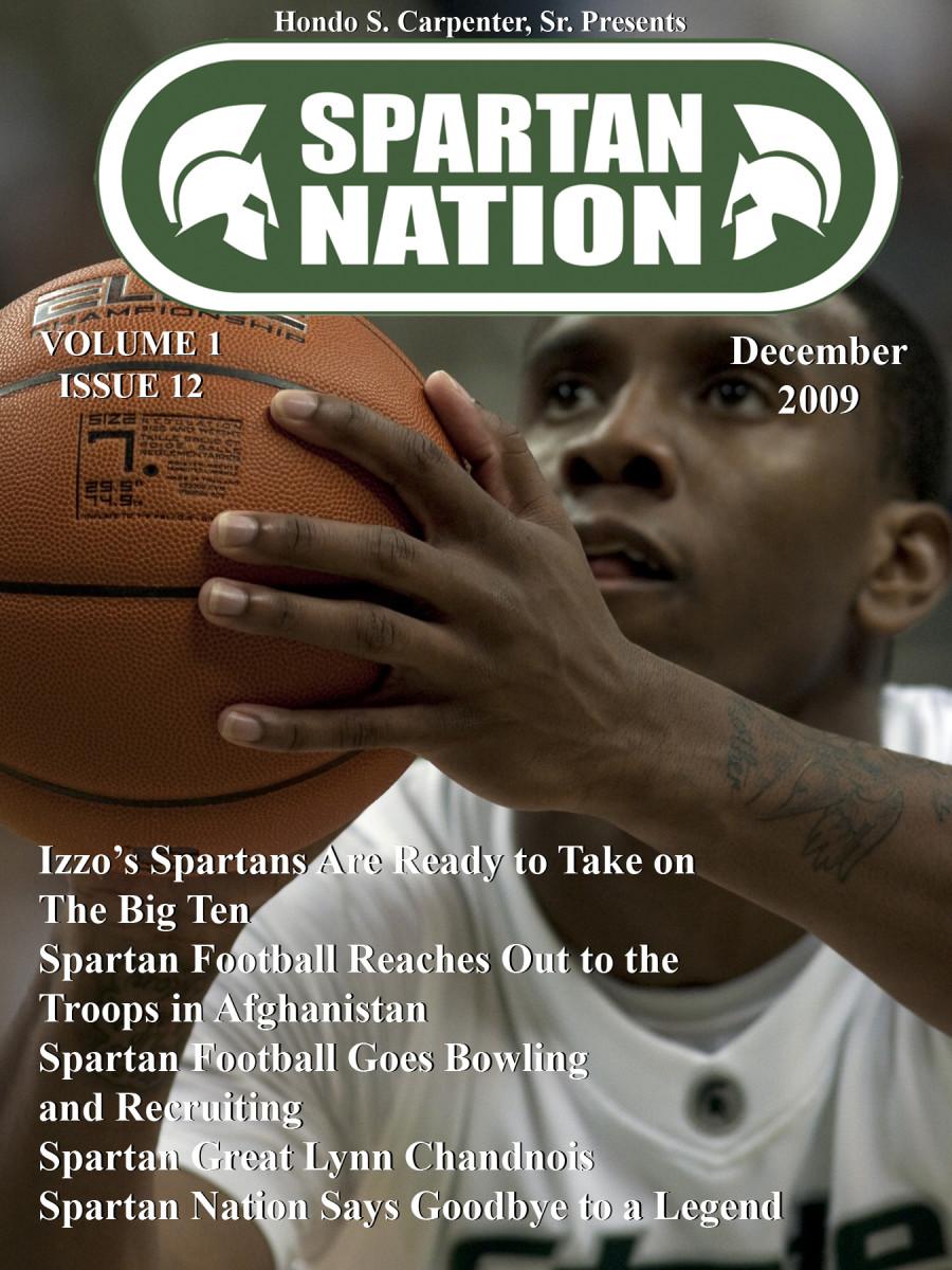Magazine Cover Courtesy of Starr Portice