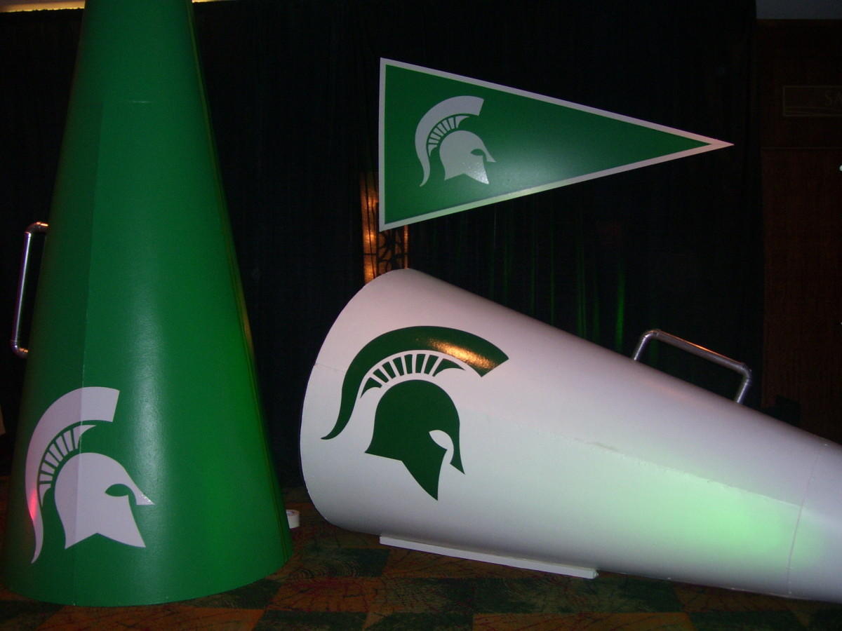 The Spartan Nation already knows what the offense can do, so the dominance of the defense is good news.